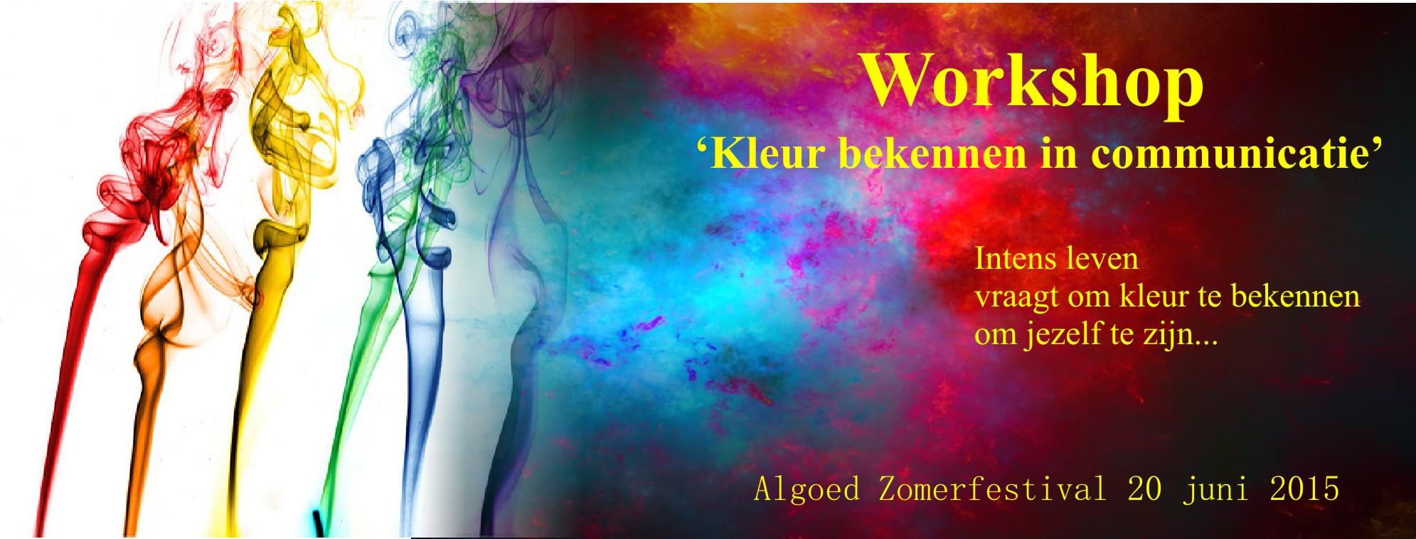 Kleur bekennen - Kleur harmonie leven ...